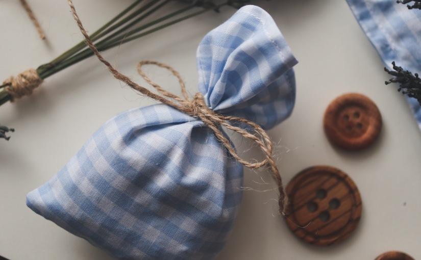 DIY Lavendelduftkissen – 2Varianten!