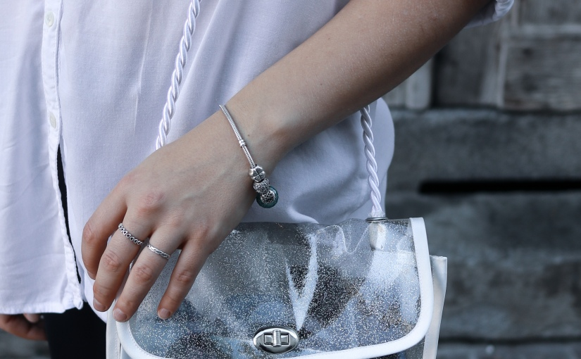 Clear Chanel Bag für 10 €? designer vs. diy